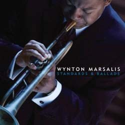 Wynton Marsalis - Standards & Ballads CD - 88697104282