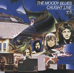 The Moody Blues - Caught Live + 5 CD - 00422 8201612