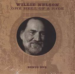Willie Nelson - One Hell Of A Ride CD - 88697139152