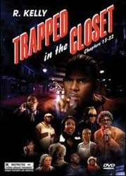 R. Kelly - Trapped In The Closet Chapters 13-22 DVD - 88697146509