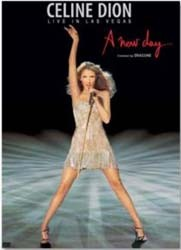 Céline Dion - Live In Las Vegas - A New Day... DVD - 88697147879