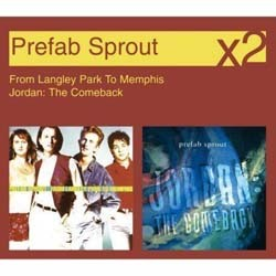 Prefab Sprout - From Langley Park / Jordan The Comeback CD - 88697162002