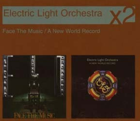 Electric Light Orchestra - Face The Music / A New World Record CD - 88697162062
