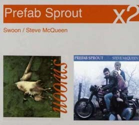 Prefab Sprout - Swoon / Steve Mcqueen CD - 88697162112