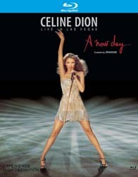 Céline Dion - Live In Las Vegas - A New Day... Blu-Ray - 88697173379