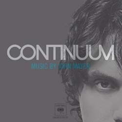 John Mayer - Continuum (Deluxe Ed) CD - 88697191762