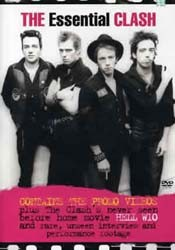 The Clash - The Essential DVD - 88697206519