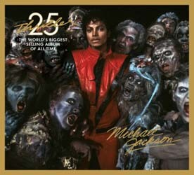 Michael Jackson - Thriller (25Th Anniversary Ed / Deluxe E CD+DVD - 88697220962
