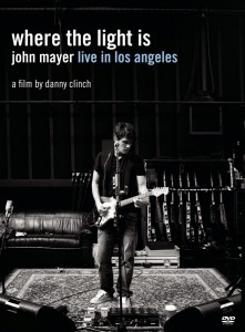 John Mayer - Where The Light Is: Live In Los Angeles DVD - 88697227279