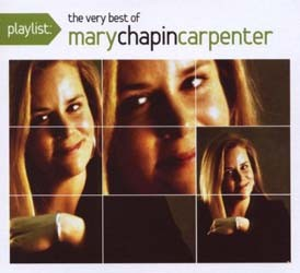 Mary Chapin Carpenter  - Playlist: The Very Best Of CD - 88697272832