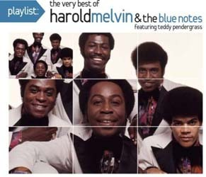 Harold Melvin And The Blue Notes - Playlist: The Very Best Of CD - 88697272882