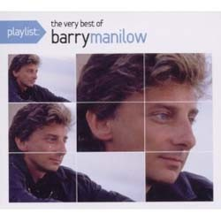 Barry Manilow - Playlist: The Very Best Of CD - 88697274722