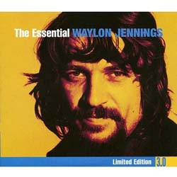 Waylon Jennings - The Essential Waylon Jennings 3.0 CD - 88697290922