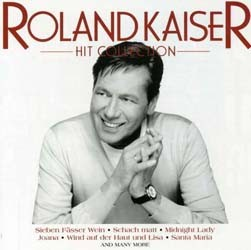 Roland Kaiser - Hit Collection CD - 88697302022