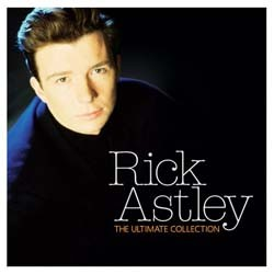 Rick Astley  - The Ultimate Collection CD - 88697303802