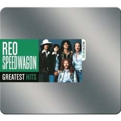 Reo Speedwagon - Steel Box Collection - Greatest Hits CD - 88697304362