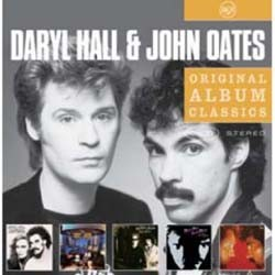 Daryl Hall And John Oates - Original Album Classics CD - 88697304682