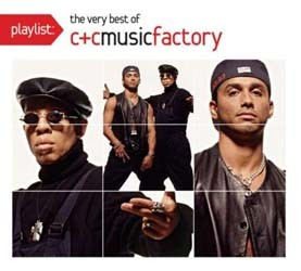 C + C Music Factory - Playlist: The Very Best Of CD - 88697353022
