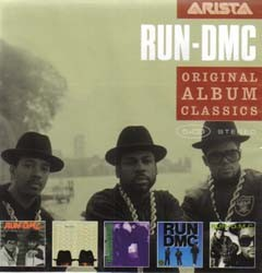 Run Dmc - Original Album Classics CD - 88697369222