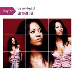 Amerie - Playlist: The Very Best Of CD - 88697383522