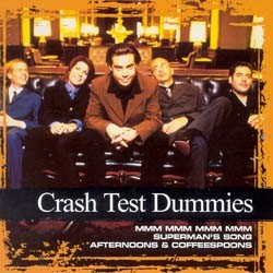 Crash Test Dummies - Collections CD - 88697386172