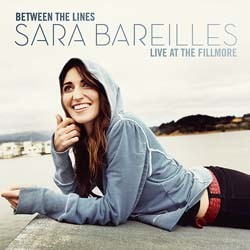 Sara Bareilles - Between The Lines: Live At The Fillmore DVD - 88697399409