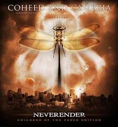 Coheed And Cambria - Neverender DVD - 88697422319