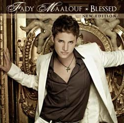 Fady Maalouf - Blessed - New Edition CD - 88697424322