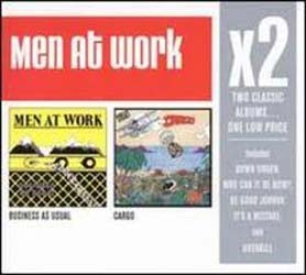 Men At Work - Cargo / Business As Usual CD - 88697433212
