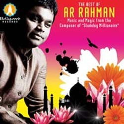 A.R. Rahman - The Best Of: Music And Magic From The Comp CD - 88697491152
