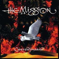 The Mission - Carved In Sand CD - 00422 8422512