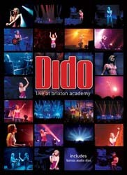 Dido - Live At Brixton Academy DVD - 88697573659