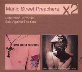 Manic Street Preachers - Generation Terrorists / Gold Against The CD - 88697586342