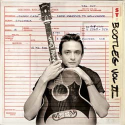 Johnny Cash - Bootleg Vol 2: From Memphis To Hollywood CD - 88697600512