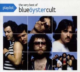 Blue Öyster Cult - Playlist: The Very Best Of CD - 88697600522