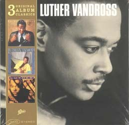 Luther Vandross - Original Album Classics CD - 88697622692
