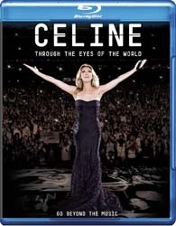 Céline Dion - Through The Eyes Of The World Blu-Ray - 88697689959