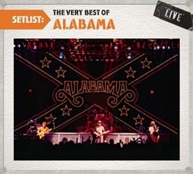 Alabama - Setlist: The Very Best Of CD - 88697702792