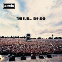 Oasis - Time Flies...1994-2009 VINYL - 88697722641