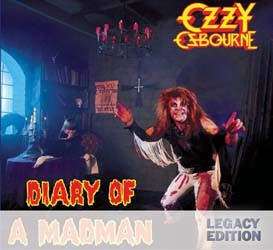 Ozzy Osbourne - Diary Of A Madman (Legacy Edition) CD - 88697738212