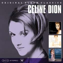 Céline Dion - Original Album Classics CD - 88697741012
