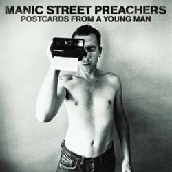 Manic Street Preachers - Postcards From A Young Man CD - 88697741882
