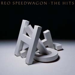 Reo Speedwagon - The Hits CD - 88697757452