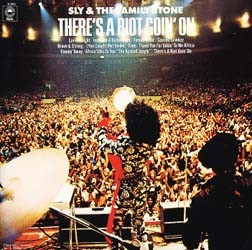 Sly & The Family Stone - There's A Riot Going On CD - 88697757532