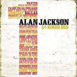 Alan Jackson - 34 Number Ones CD - 88697786812