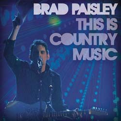 Brad Paisley - This Is Country Music CD - 88697832742