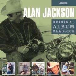 Alan Jackson - Original Album Classics (5Cd) CD - 88697928752