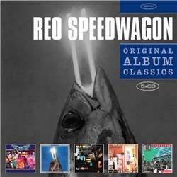 Reo Speedwagon - Original Album Classics (5Cd) CD - 88697928942