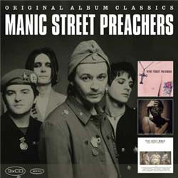 Manic Street Preachers - Original Album Classics (3Cd) CD - 88697942182