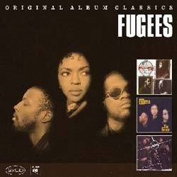 Fugees - Original Album Classics (3Cd) CD - 88697944532